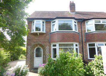 Thumbnail 3 bed semi-detached house for sale in Inglemire Lane, Hull