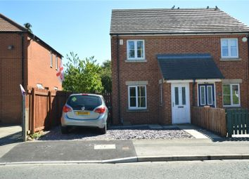 Thumbnail 2 bed semi-detached house for sale in Stanks Drive, Leeds, West Yorkshire