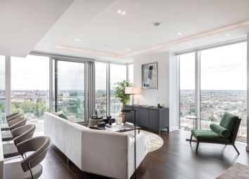 Thumbnail 3 bed flat for sale in Lillie Square, Earls Court, London
