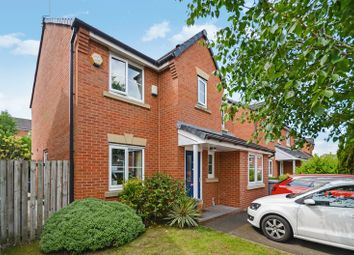 Thumbnail 4 bed detached house for sale in 12 Mytton Drive, Nantwich