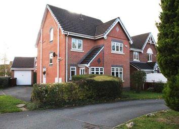 Thumbnail 4 bed detached house for sale in Kingsley Close, Blackburn, Lancashire