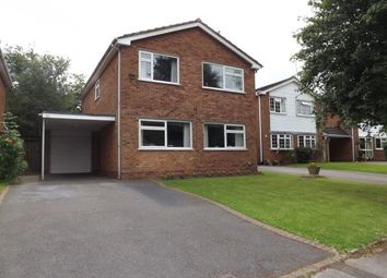 Thumbnail 4 bed detached house for sale in Alveston Grove, Knowle, Solihull, West Midlands
