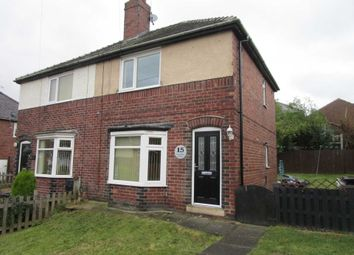 Thumbnail 2 bed semi-detached house for sale in Woodlands Avenue, Beighton, Sheffield