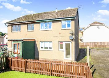 Thumbnail 1 bed flat for sale in Allison Drive, Carnwath, Lanark