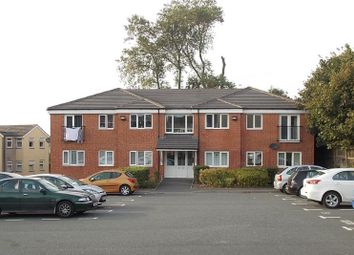 Thumbnail 2 bedroom flat for sale in Small Thorn Place, Woodville, Swadlincote, Derbyshire