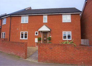 Thumbnail 3 bedroom end terrace house for sale in Station Road, Swindon