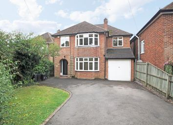 Thumbnail 4 bedroom detached house to rent in Silverdale Road, Earley, Reading, Berkshire