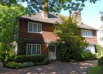 Thumbnail 7 bed detached house for sale in Mead Road, Chislehurst