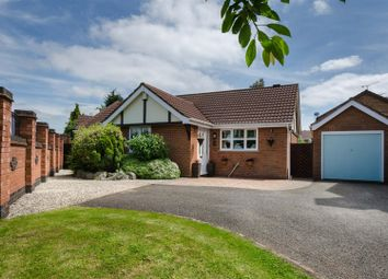 Thumbnail 3 bed detached bungalow for sale in Nelson Drive, Hinckley