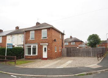 Thumbnail 3 bed end terrace house for sale in Devon Crescent, Billingham