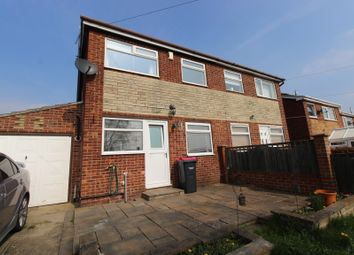 Thumbnail 3 bed semi-detached house for sale in Wensleydale Drive, Brinsworth, Rotherham