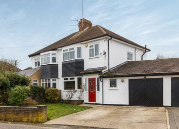 Thumbnail 3 bed semi-detached house for sale in Bramble Road, Hatfield