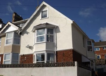 Thumbnail 4 bed end terrace house for sale in Torquay, Devon