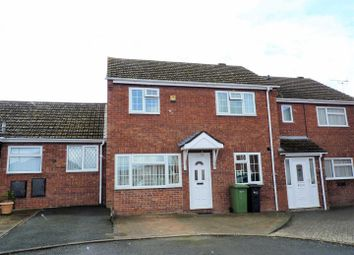 Thumbnail 3 bed terraced house to rent in Grosmont Grove, Hereford