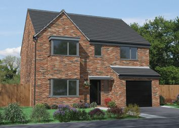 Thumbnail 4 bedroom detached house for sale in Lakeside Boulevard, Doncaster