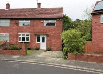 Thumbnail 3 bedroom semi-detached house for sale in Boyd Crescent, Wallsend