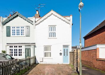 Thumbnail 2 bedroom terraced house to rent in Rushett Close, Thames Ditton