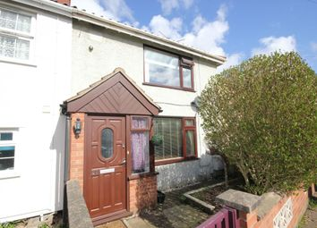 Thumbnail 3 bedroom terraced house for sale in Appleyard Crescent, Norwich