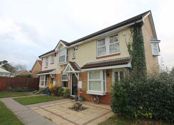 Thumbnail 2 bed end terrace house to rent in Witham Croft, Hillfield, Solihull