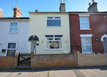Thumbnail 2 bed terraced house to rent in Lorne Road, Lowestoft, Suffolk
