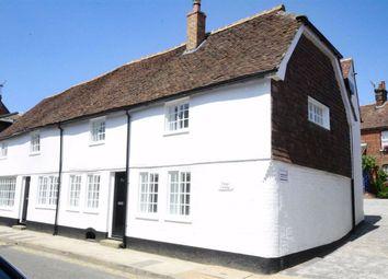High Street, Wrotham, Sevenoaks TN15. 3 bed terraced house for sale