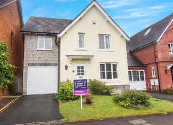 Thumbnail 4 bed detached house for sale in Carrisbrooke Way, Saltash