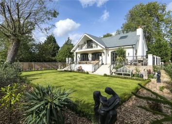 Thumbnail 3 bed detached house for sale in Towpath, Shepperton, Surrey
