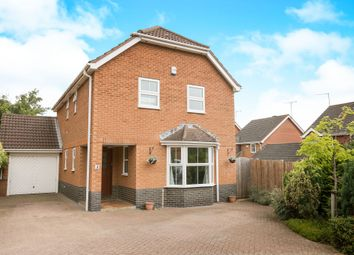 Thumbnail 4 bed detached house for sale in Mccormick Avenue, Harley Bakewell, Worcester
