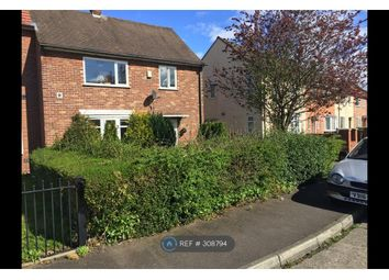 Thumbnail 3 bedroom semi-detached house to rent in Harrow Avenue, Burnage