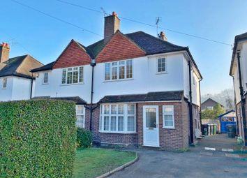 3 bed semi-detached house to rent in Sandy Lane, Woking GU22