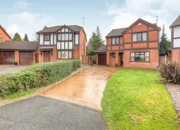Thumbnail 4 bedroom detached house to rent in Sheldrake Close, Dukinfield
