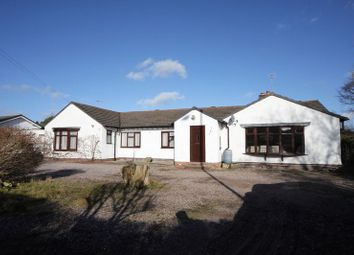 Thumbnail 4 bed detached bungalow for sale in Telegraph Road, Heswall, Wirral