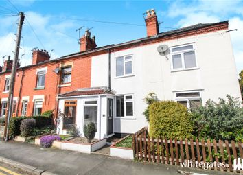 Thumbnail 2 bed terraced house for sale in Barwell Road, Kirby Muxloe, Leicester, Leicestershire