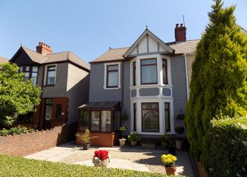 Thumbnail 3 bed semi-detached house for sale in Margam Road, Port Talbot, Neath Port Talbot.