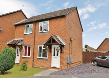 Thumbnail 1 bed end terrace house for sale in Chase Farm Close, Waltham Chase, Southampton