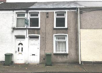 Thumbnail 3 bed terraced house for sale in Jenkins Street, Hopkinstown, Pontypridd