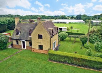 Thumbnail 3 bed detached house for sale in Great North Road, Chawston, Bedford