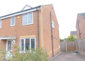 Thumbnail 3 bed semi-detached house to rent in Earlswood Drive, Mansfield