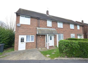 Thumbnail 4 bed semi-detached house for sale in Bramble Road, Leagrave, Luton