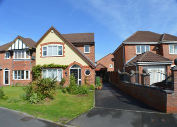 Thumbnail 3 bed detached house for sale in Clock Tower Close, Hyde