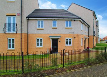 Thumbnail 2 bed flat for sale in Mctaggart Crescent, Motherwell