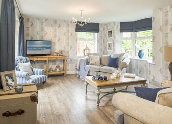 """Thumbnail 4 bedroom detached house for sale in """"Layton"""" at Cadhay, Ottery St. Mary"""