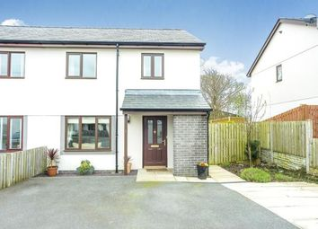 Thumbnail 3 bed semi-detached house for sale in Bro Aber, Abersoch, Gwynedd
