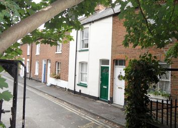 Thumbnail 2 bed terraced house for sale in Swan Street, Osney Island, Oxford