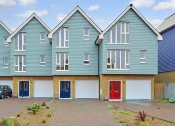 Thumbnail 5 bed terraced house for sale in Shore Close, Sheerness, Kent