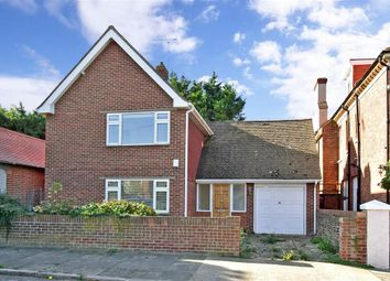 Thumbnail 4 bed detached house for sale in Cornwall Gardens, Cliftonville, Margate, Kent