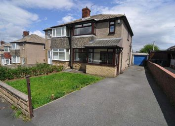 Thumbnail 3 bed semi-detached house to rent in Flockton Grove, Bradford