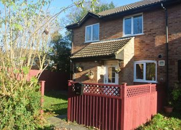 Thumbnail 2 bed end terrace house to rent in Sorrells Close, Chineham, Basingstoke