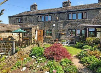 Thumbnail 3 bed terraced house for sale in Cragg Road, Cragg Vale, Hebden Bridge