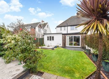 Thumbnail 4 bed semi-detached house for sale in Bonnar Road, Selsey, Chichester
